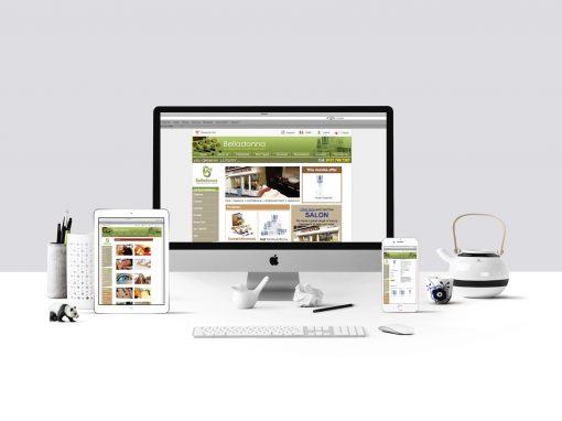 Belladonna Therapies Website