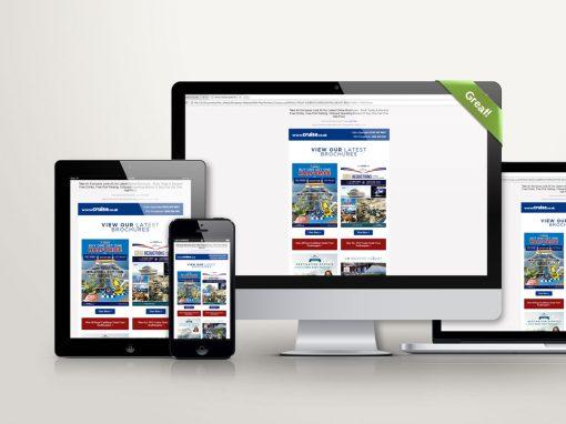 HTML Cruise.co.uk Brochures Eblast