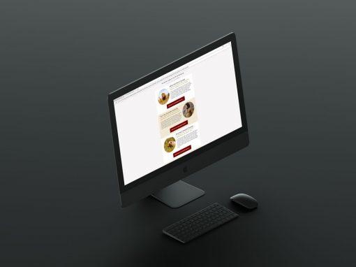 HTML Bucketlist Eblast