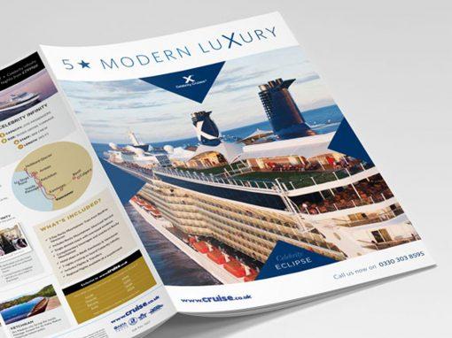 Celebrity Cruises Brochure