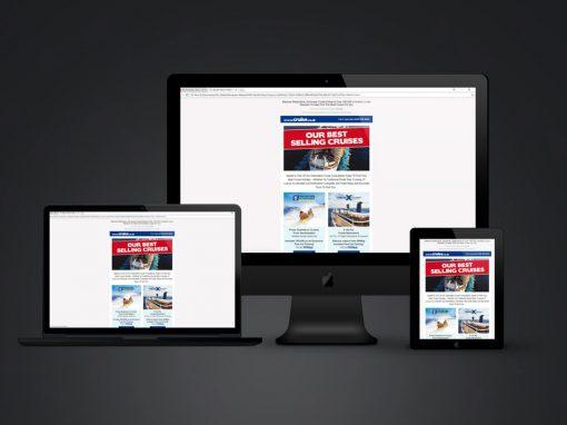 HTML Cruise.co.uk Multibrand Eblast