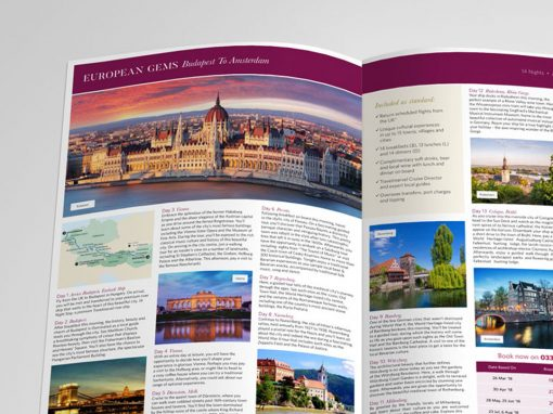 River Cruises Brochure