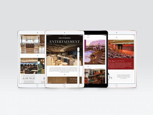 Silversea Infopage